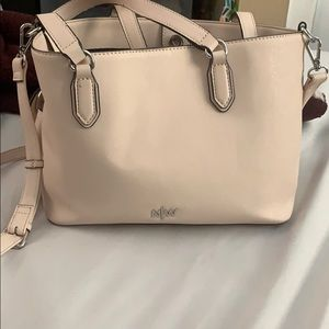 Light pink Nine West purse
